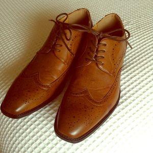 💌 Robert Wayne leather shoe